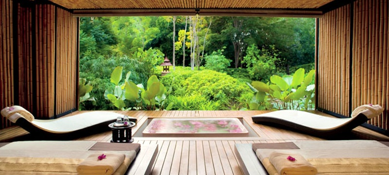 Relax at the spa at Phulay Bay, Thailand