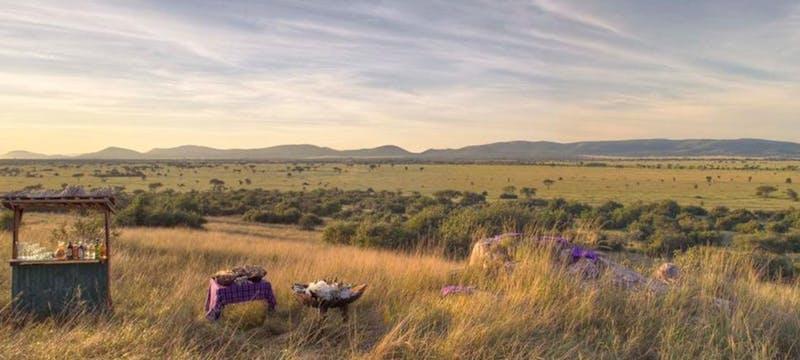 Picnic at &Beyond Grumeti Serengeti Tented Camp