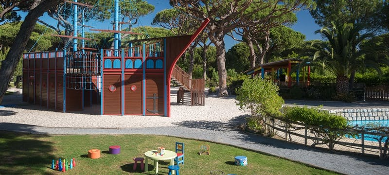 Children's play area at Pine Cliffs, a Luxury Collection Resort, Algarve