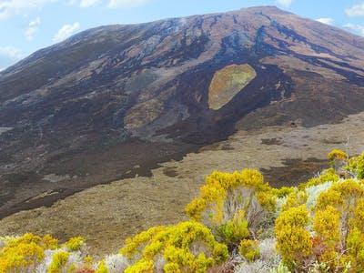 Volcano and Plaine des Cafres