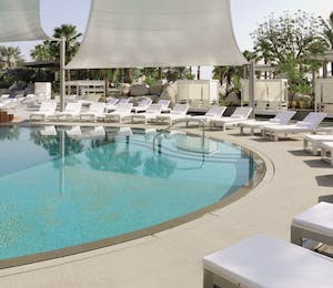 Pool at The Ritz Carlton Bahrain Hotel Villas and Spa