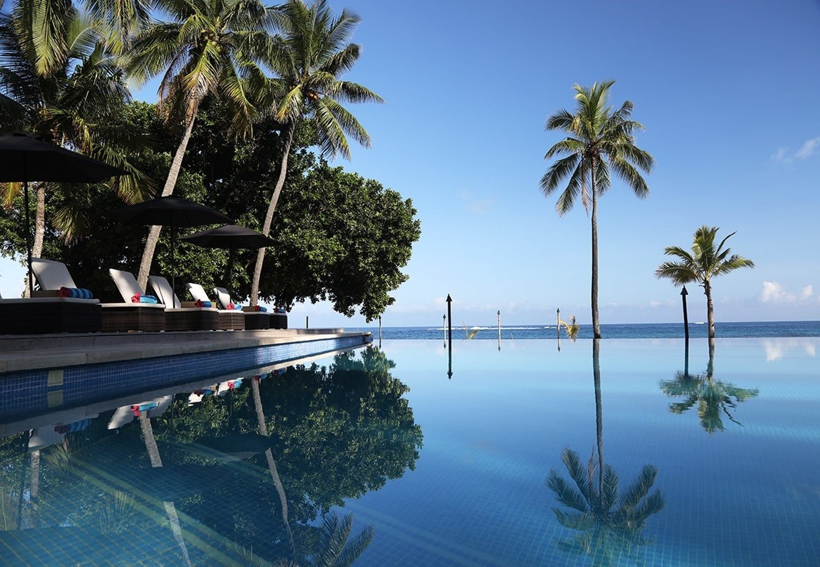 Pool View at Yasawa Island Resort and Spa, Fiji