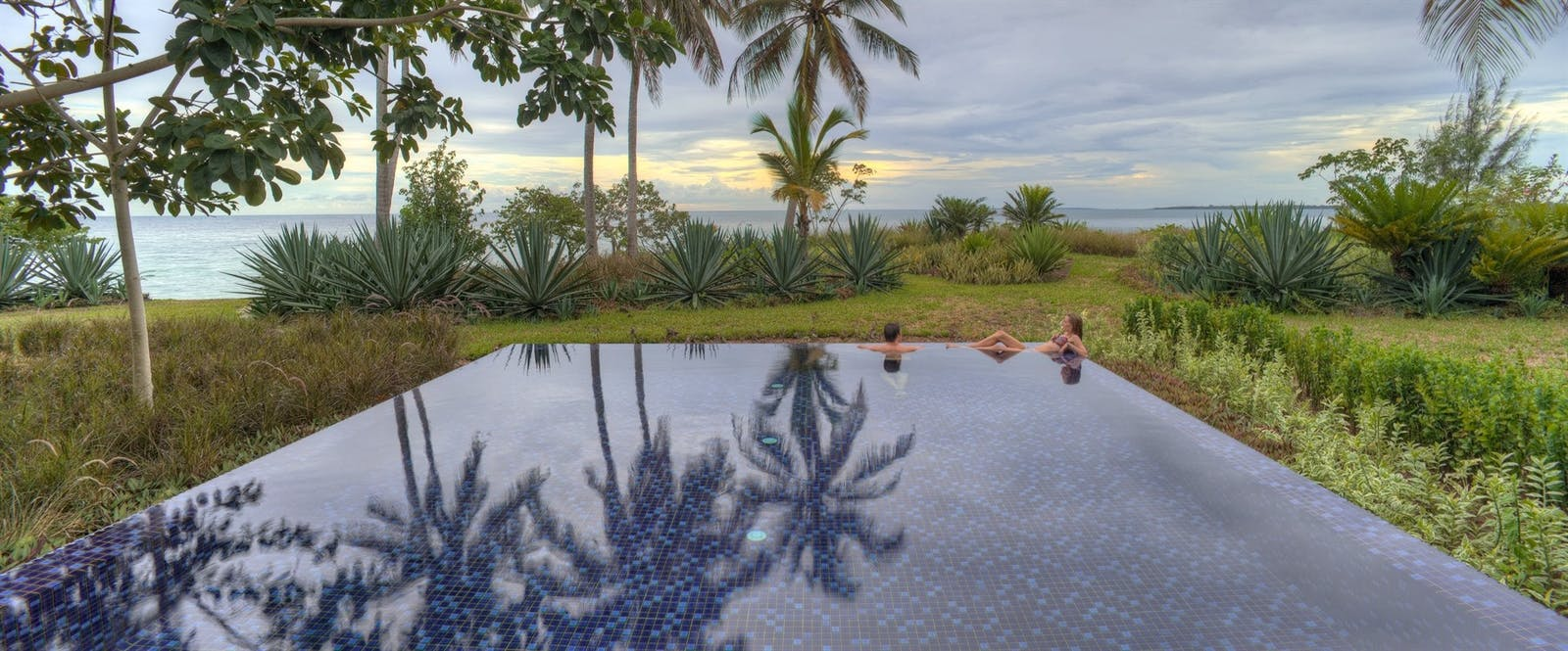 Pool With a View at The Residence, Zanzibar