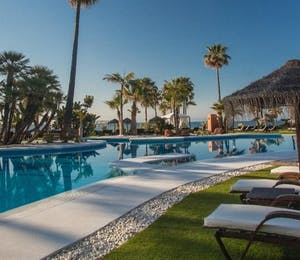 Pool Gardens at Kempinski Hotel Bahia, Costa Del Sol