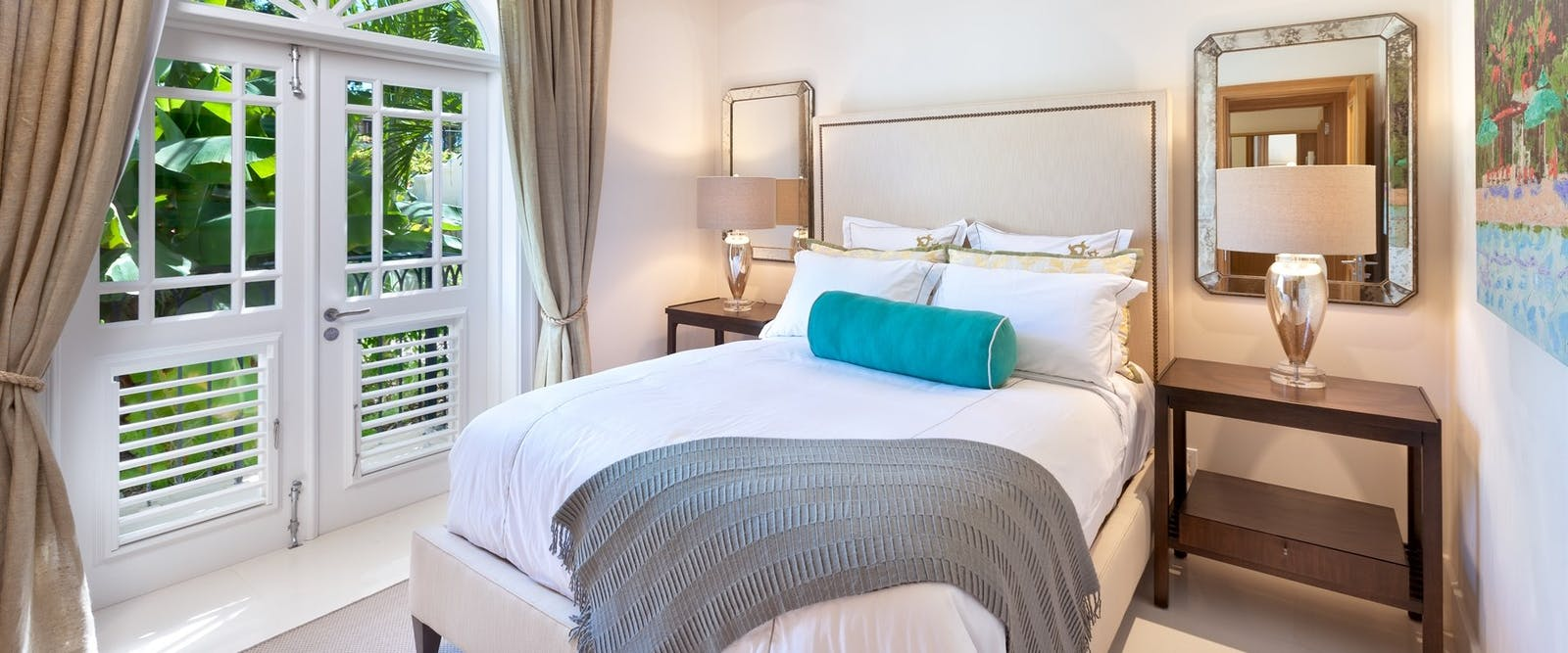 Bedroom Interior at Port Ferdinand Marina & Luxury Residences, Barbados