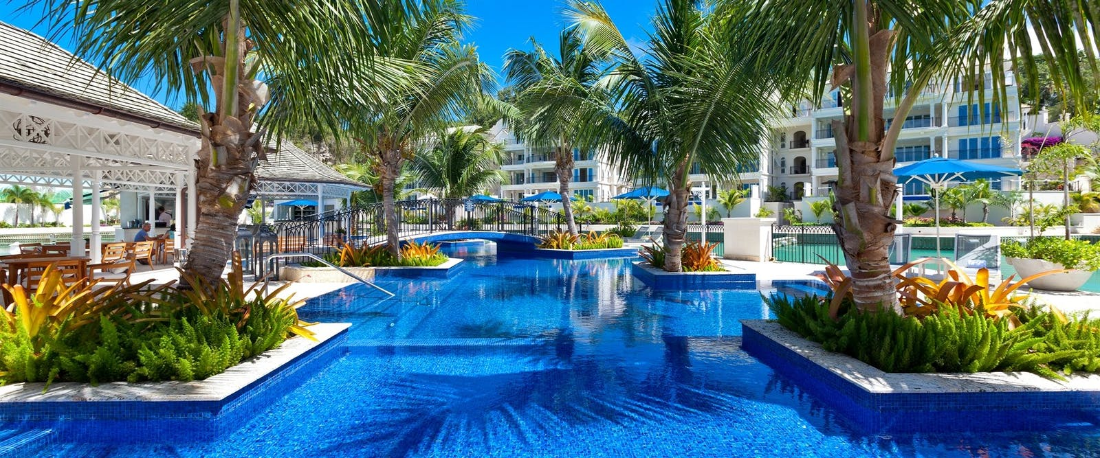 Swimming Pool at Port Ferdinand Marina & Luxury Residences, Barbados