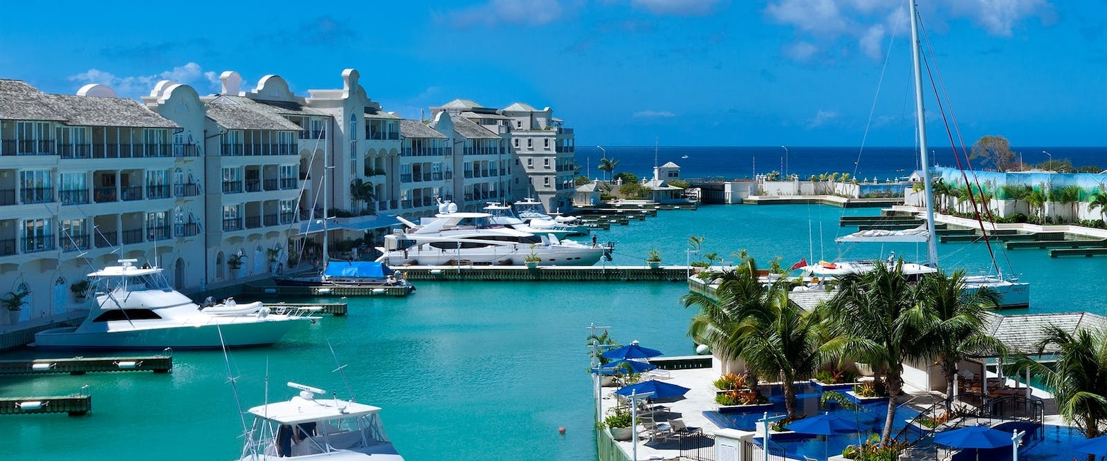 Marina View at Port Ferdinand Marina & Luxury Residences, Barbados