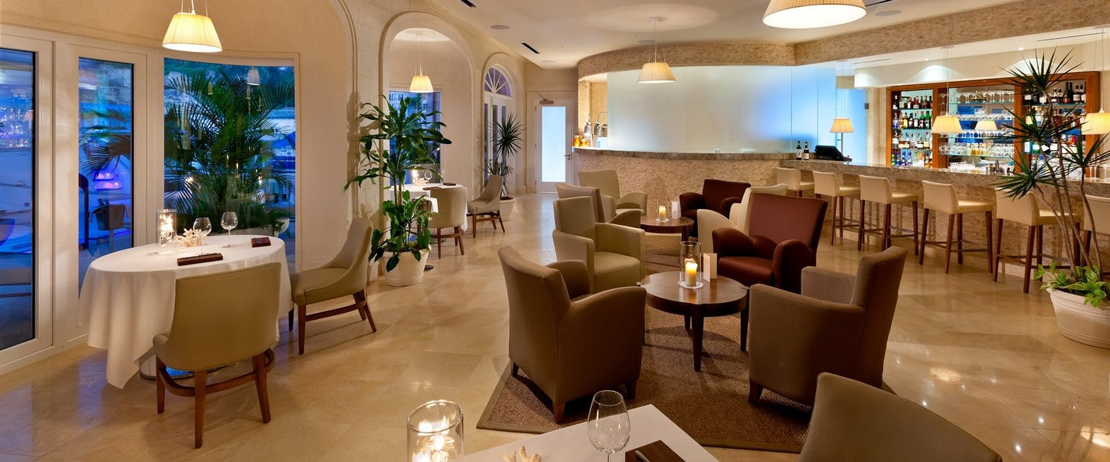 Restaurant at Port Ferdinand Marina & Luxury Residences, Barbados