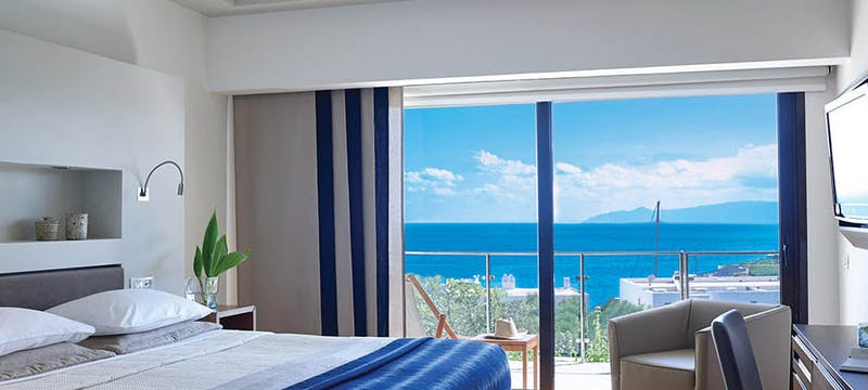 Ocean View Suite at Porto Elounda Golf & Spa Resort, Crete