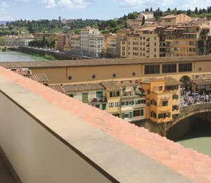 Ponte Vecchio Suite Terrace at Portrait Firenze, Florence