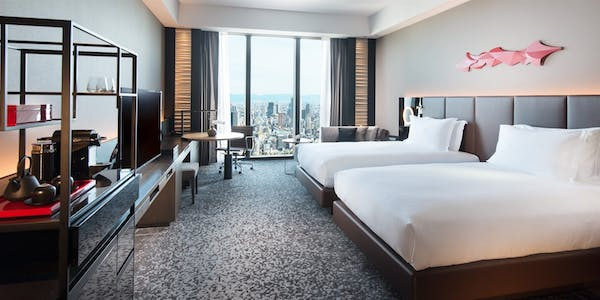 king  twin premium deluxe room