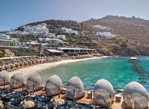 Magical Mykonos: Santa Marina, A Luxury Collection Resort