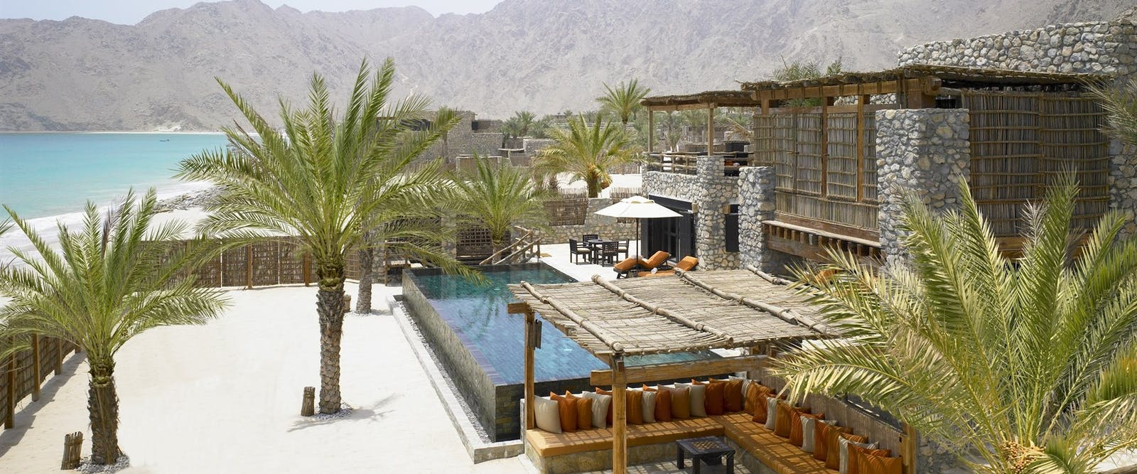 Exterior at Private Retreats and Reserve at Six Senses Zighy Bay