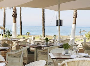 Gluten-free dining at luxury Spanish resort