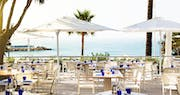 Dine at The Sea Grill at Puente Romano Beach Resort and Spa, Marbella