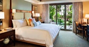 Bedroom with tropical garden view at The St Regis Bahia Beach Resort, Puerto Rico
