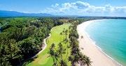 Golf course at The St Regis Bahia Beach Resort, Puerto Rico