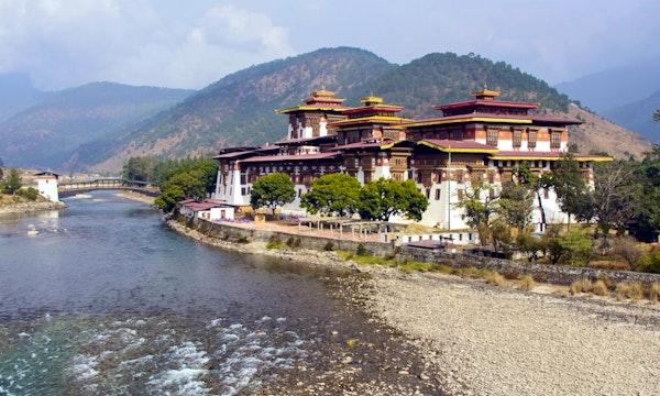 Bhutan With Western & Oriental