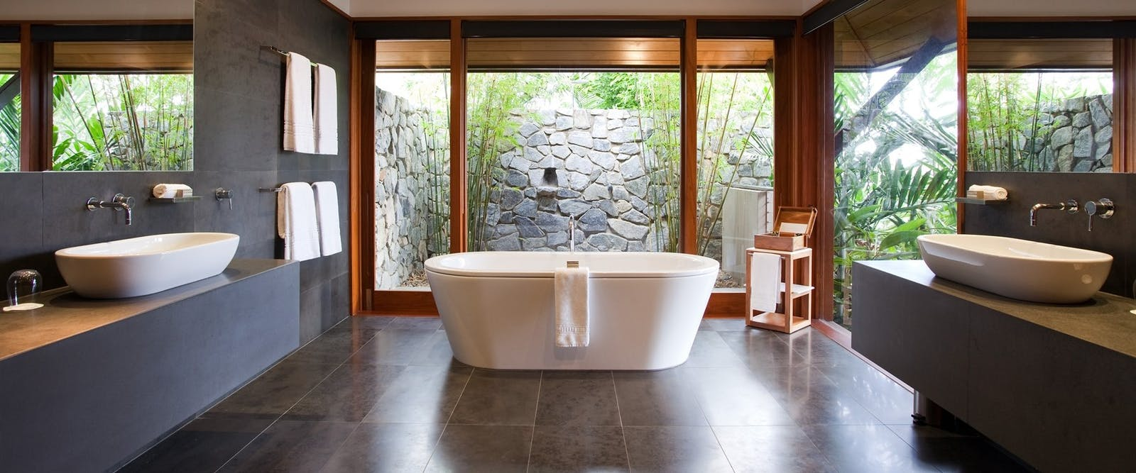 Windward bath, qualia, hamilton island