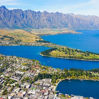 Queenstown and Fiordland