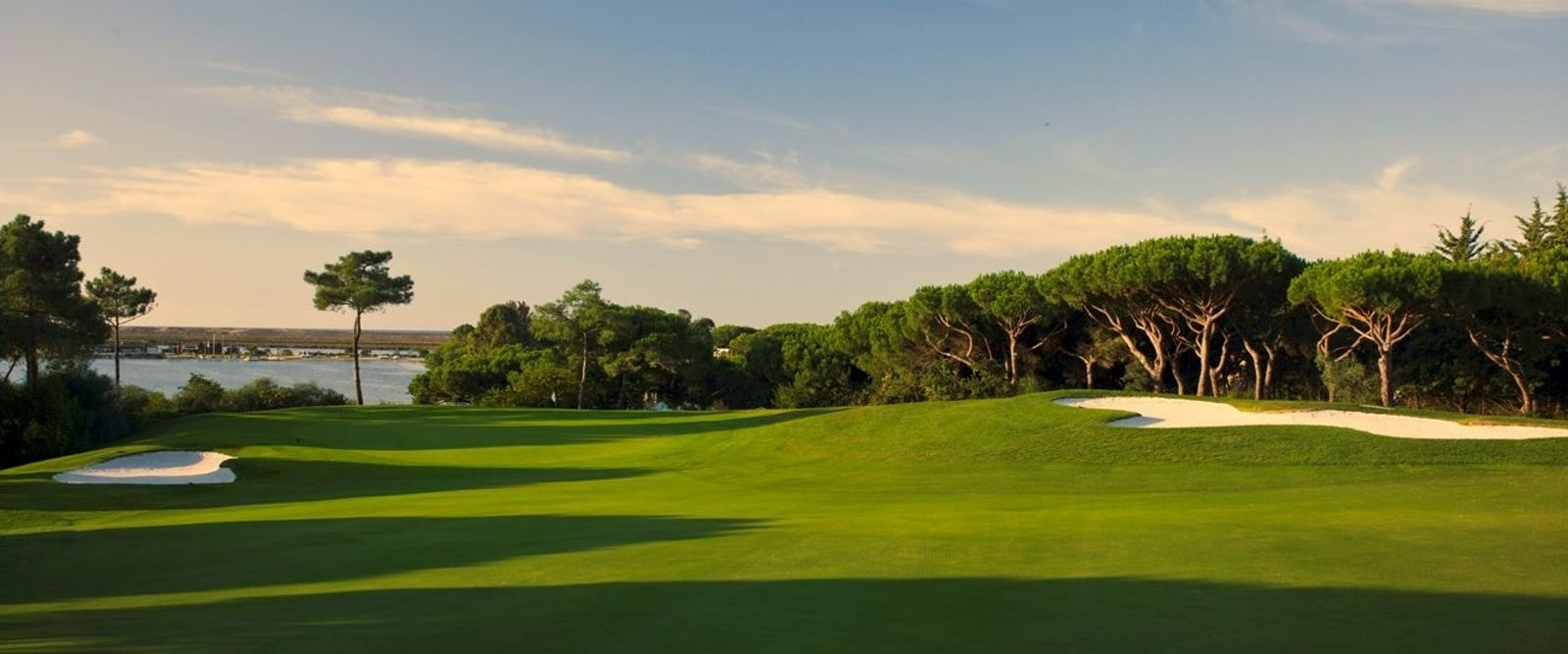 Golf Course at Hotel Quinta Do Lago, Algarve, Portugal