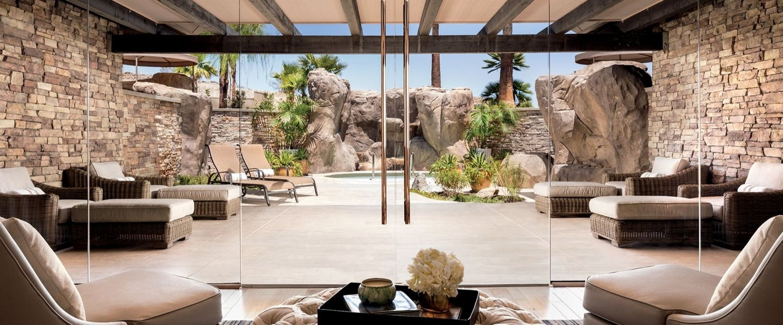 Spa at The Ritz-Carlton, Rancho Mirage