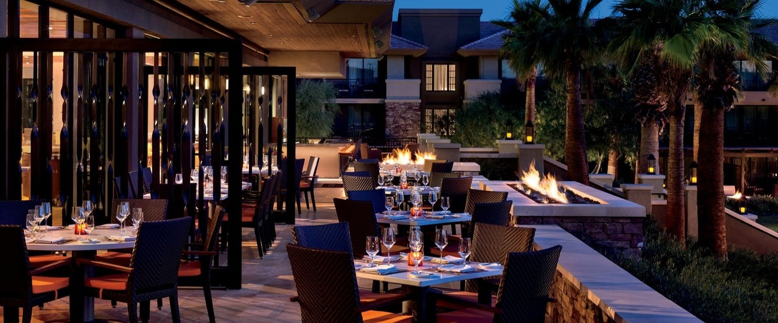 State Fare Bar and Kitchen at The Ritz-Carlton, Rancho Mirage