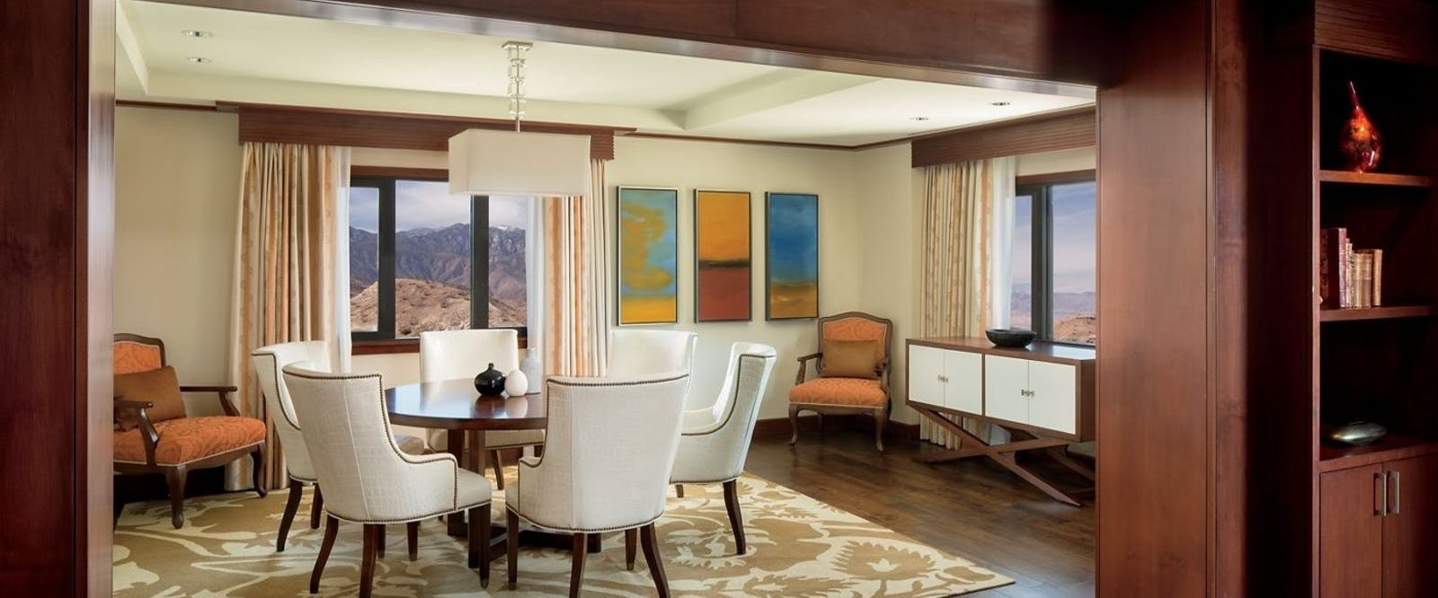 The Ritz Carlton Suite at The Ritz-Carlton, Rancho Mirage