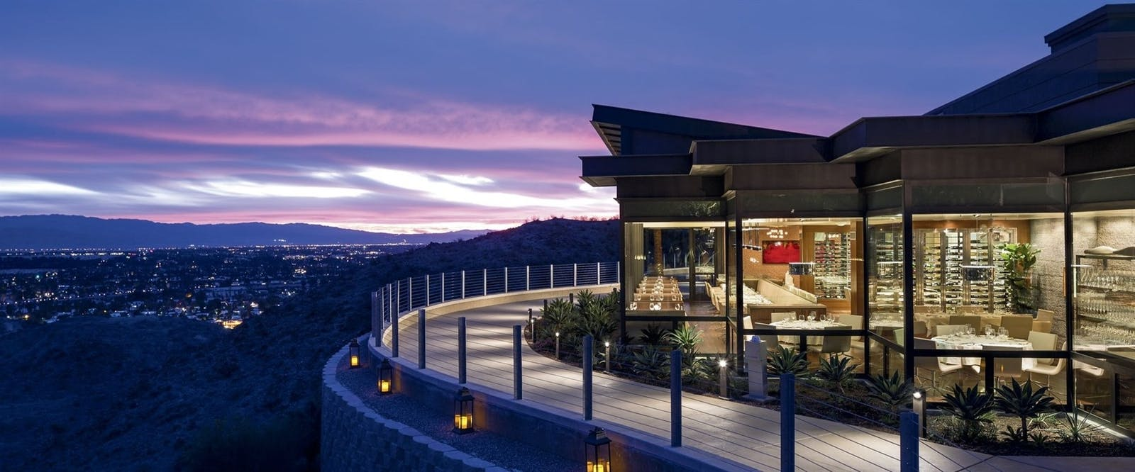 The Edge Steakhouse at The Ritz-Carlton, Rancho Mirage