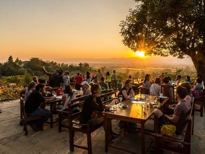 Inle Lake - Heho - Bagan