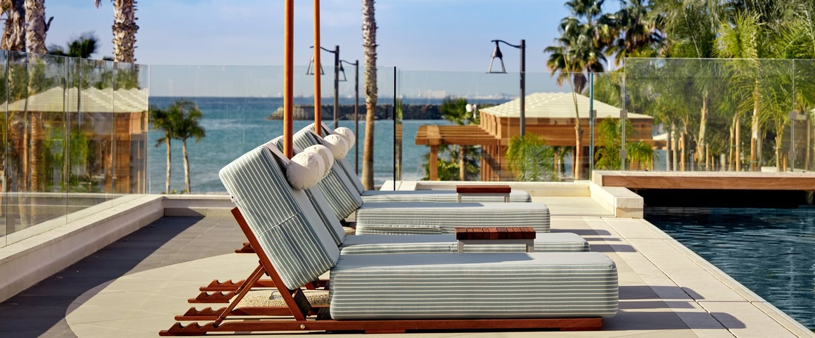 Adults-only Pool at Parklane, a Luxury Collection Resort & Spa, Limassol, Cyprus