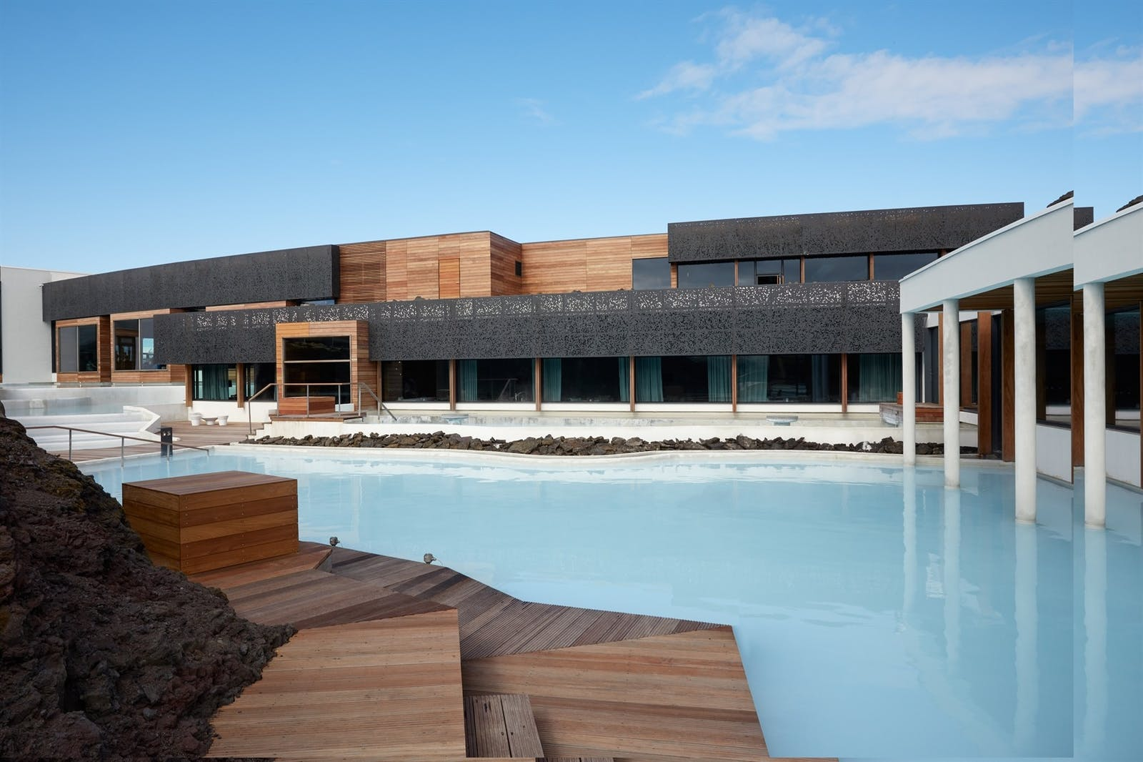Retreat Lagoon, Retreat Hotel, Iceland