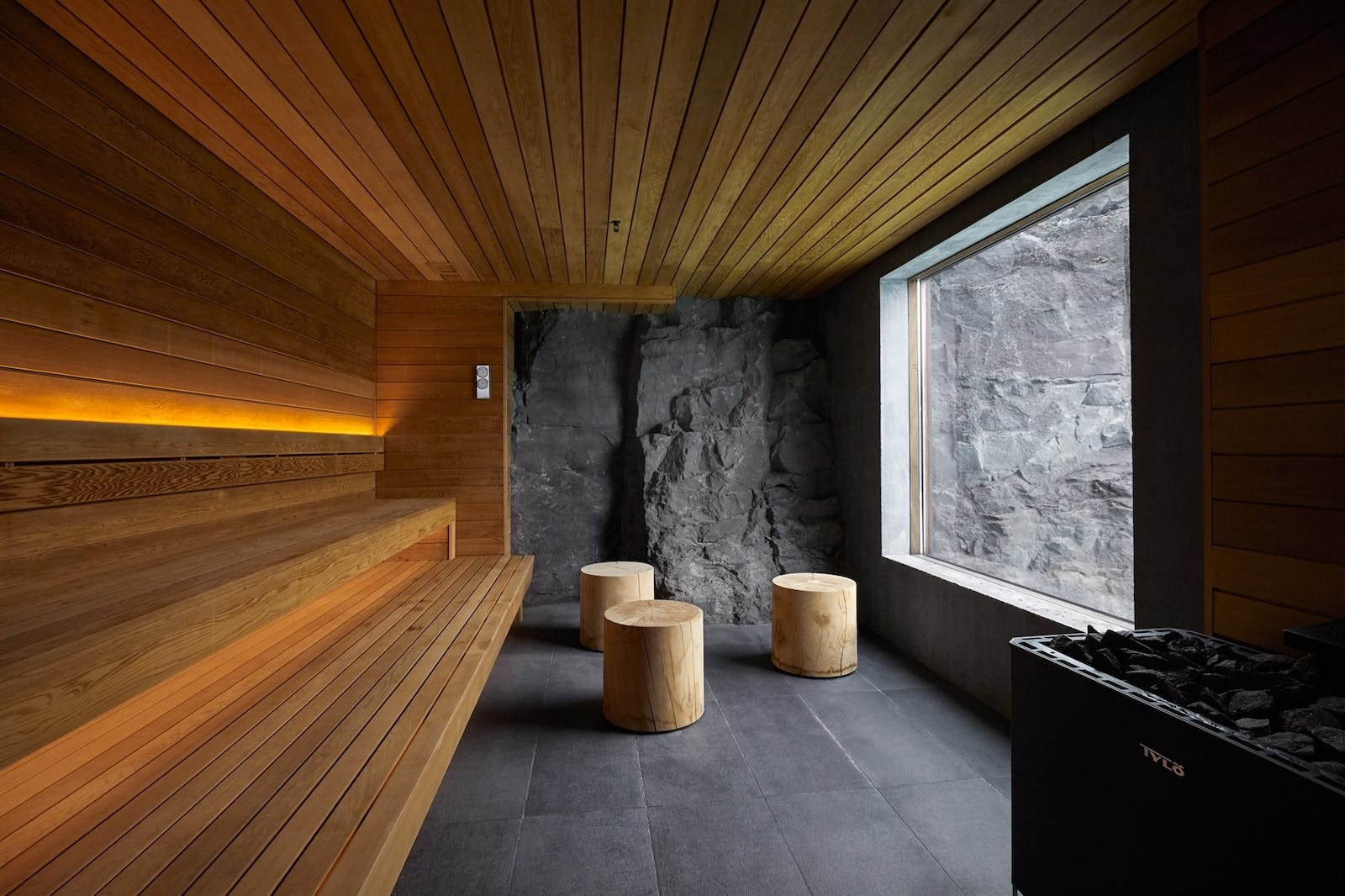 Sauna, Retreat Hotel, Iceland