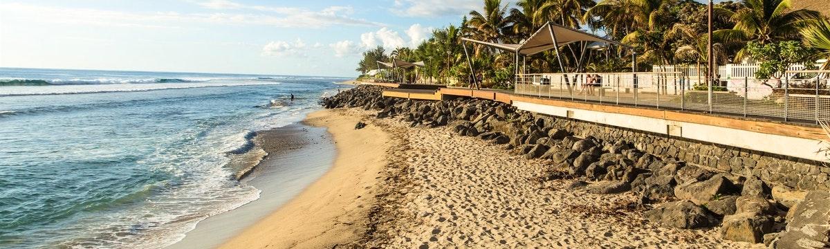 Reunion Island by Region
