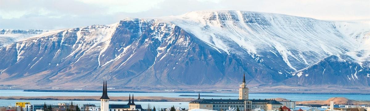 Iceland by Region