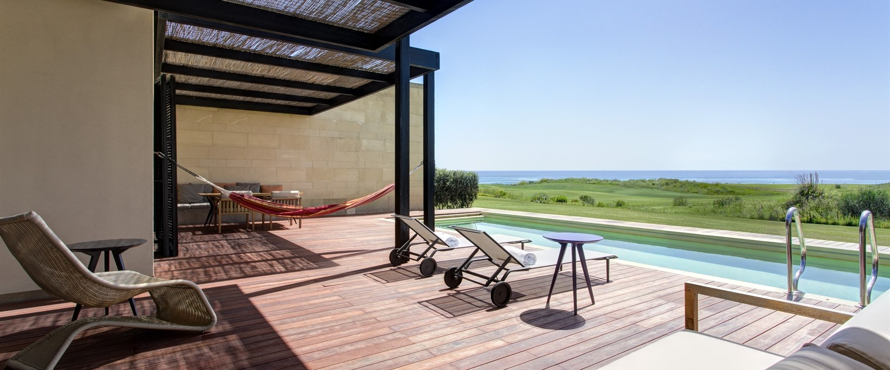 Villa peonia at Verdura Resort, Sicily