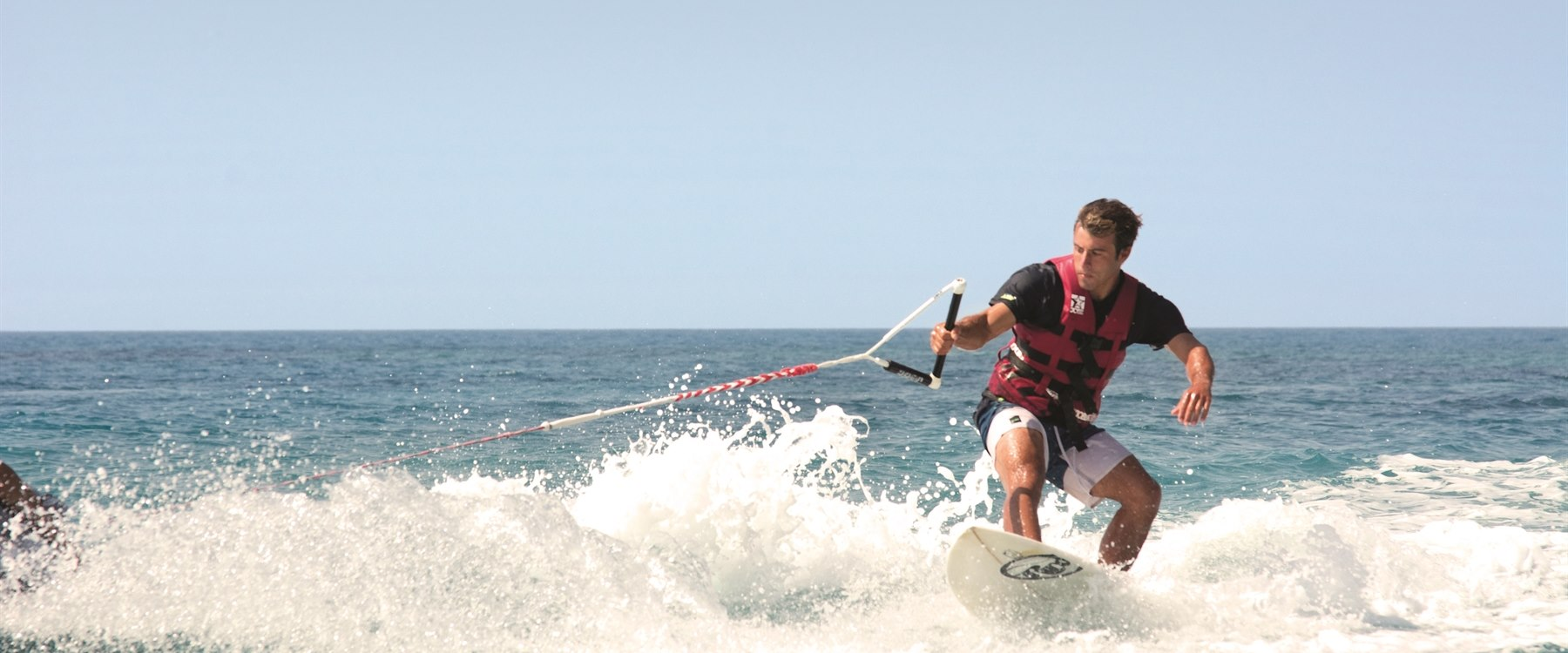 Water sports at Verdura Resort, Sicily