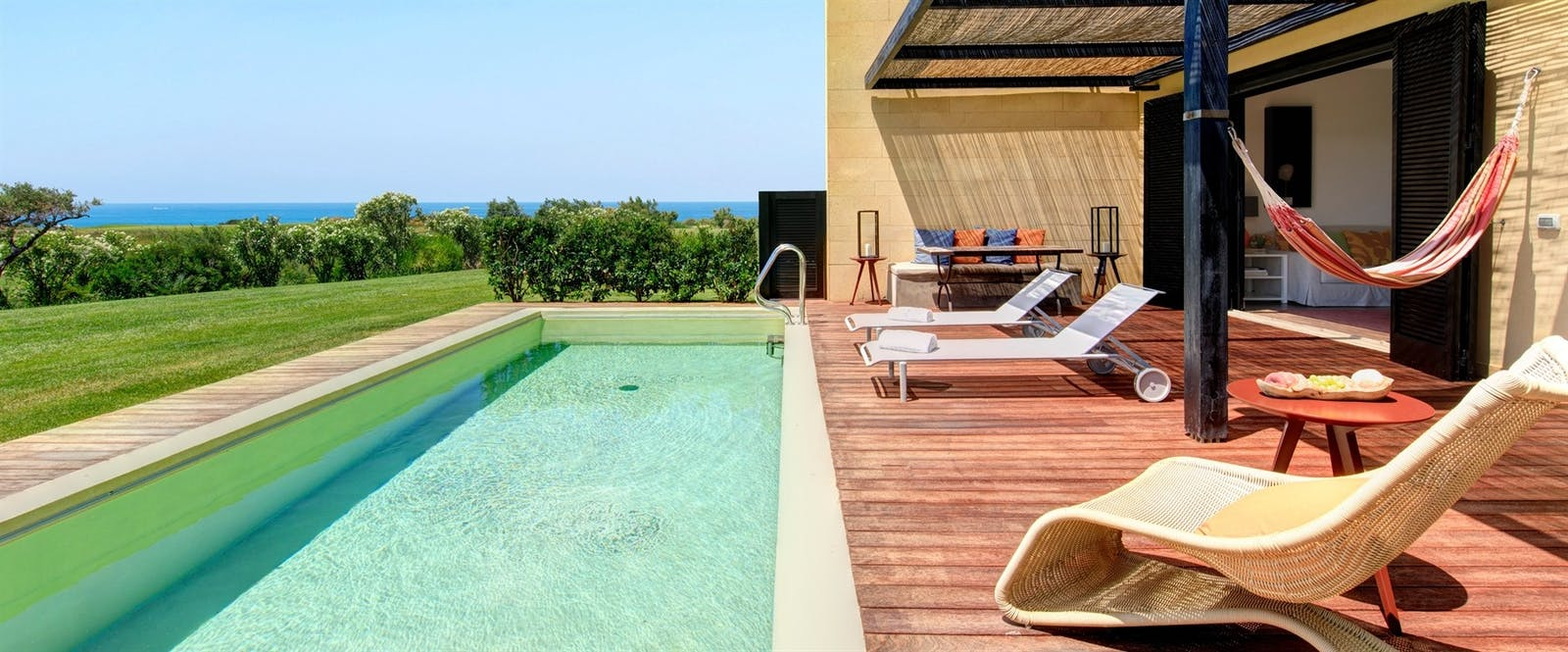 Villa Iris at Verdura Resort, Sicily, Italy