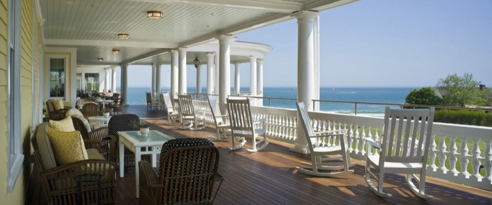 The Verandah at Ocean House Rhode Island, New England