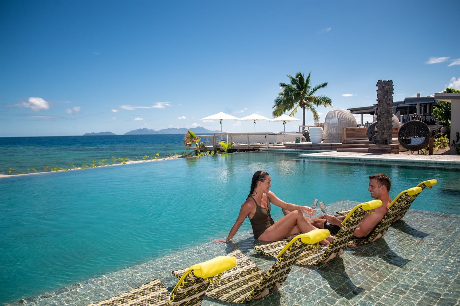 Adult Pool View at VOMO Island Resort, Fiji