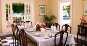 Dining area at Royal Villas at Half Moon