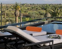 Penthouse Private Pool at Fairmont Royal Palm Marrakech