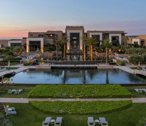 Exterior of Fairmont Royal Palm Marrakech