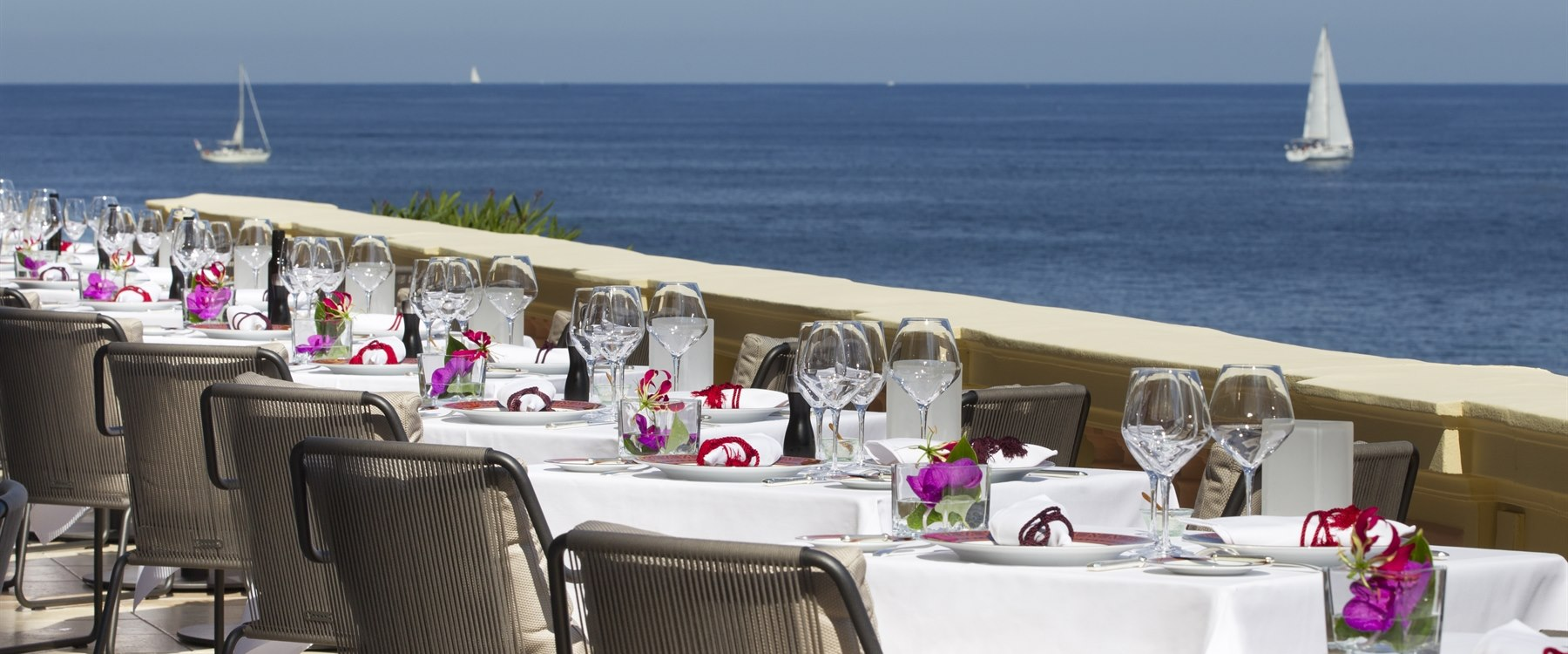 La Table Du Royal at Royal Riviera, France