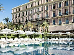 Swimming Pool at Royal Riviera, France