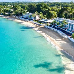 Beach View at Fairmont Royal Pavilion, Barbados