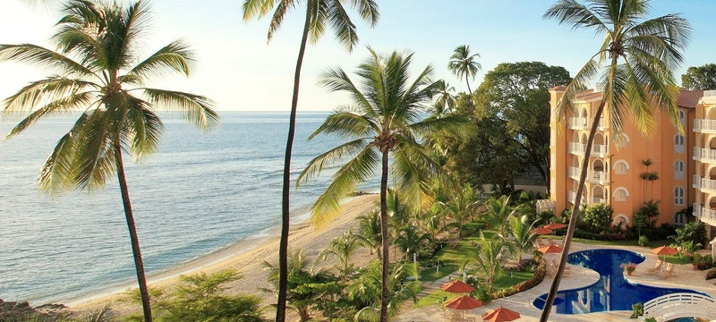 Exterior of Saint Peters Bay, Barbados
