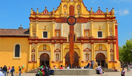 San Cristobal and Palenque Holidays