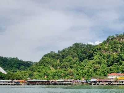 Abai - Sandakan - Kota Kinabalu
