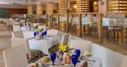 Dine at Bayside Restaurant at Sandals Barbados